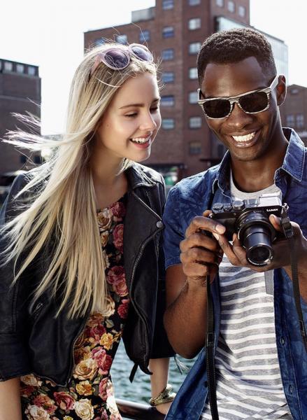 kommerzielles Bild eines Paares