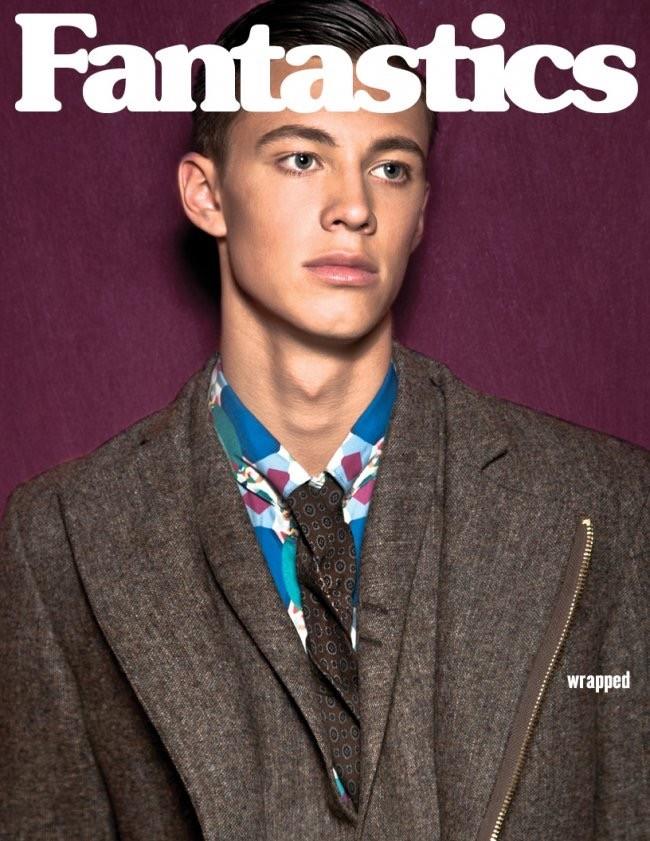 men fashion, fantastics online magazine, Veröffentlichung