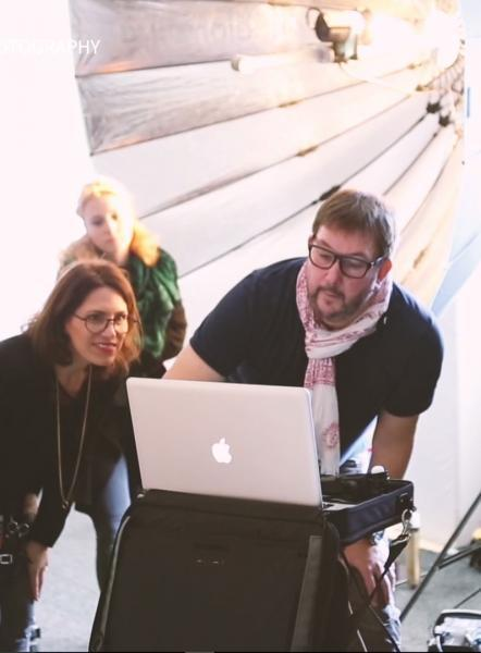 making of Video des Fotografen Jürgen Nobel