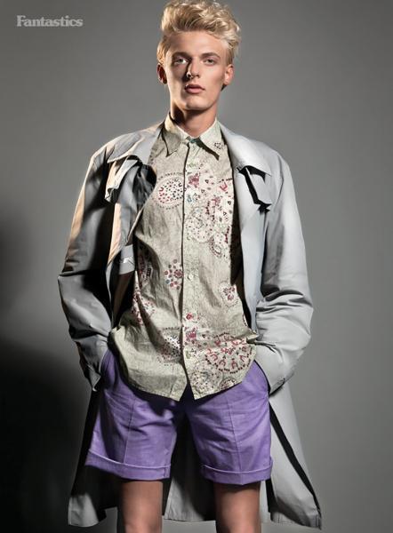 Modestrecke veröffentlicht im Fantastics onlinemagazines