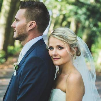 lockere Braut Hochsteckt Frisur