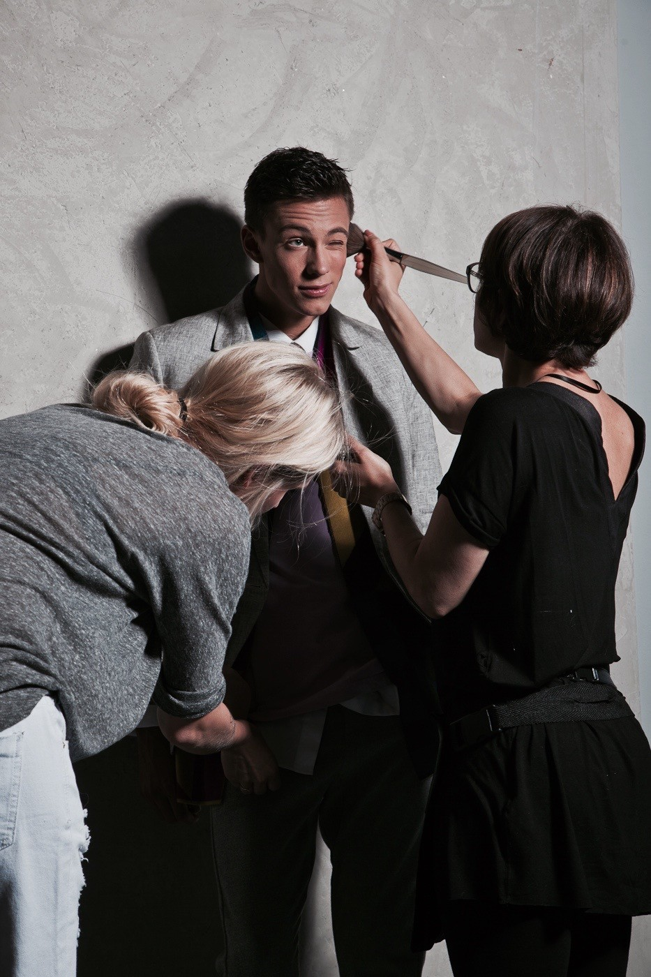 Making of, Modeshooting, Coat Hooked, online Magizin Veröffentlichung