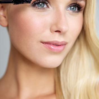 kommerzielle Beautyaufnahme