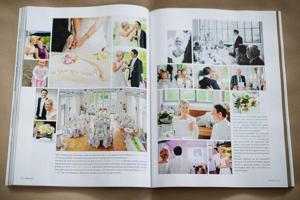 Brautmake up und Frisur Monika Mages Veröffentlichung