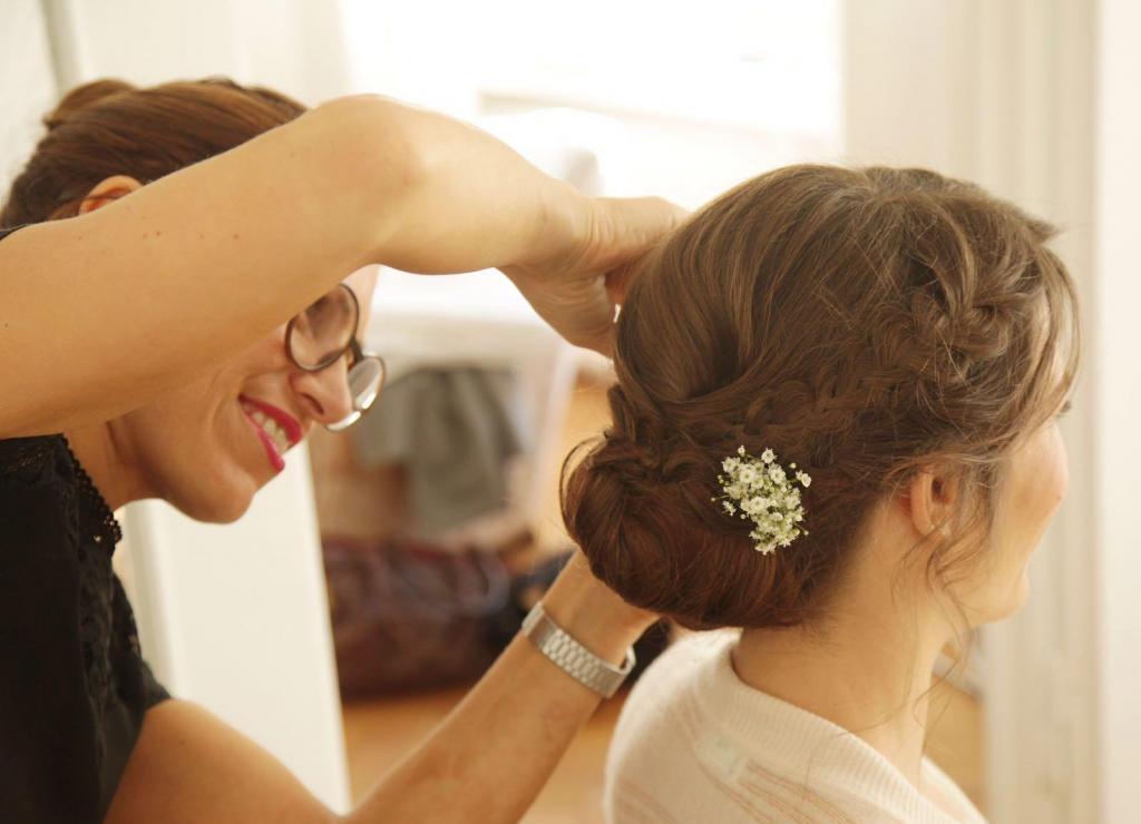 mobiler Hochzeitsservice, Brautstyling zu Hause für Sie und Ihrer Gäste