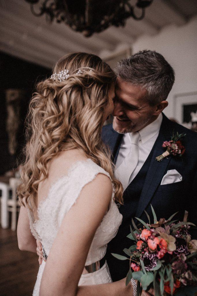 Hochzeitsstyling und Photografie bohamien, vintage