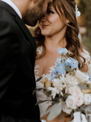 countryside Wedding Momentaufnahme Hochzeit