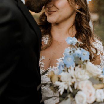 Momentaufnahme Hochzeit