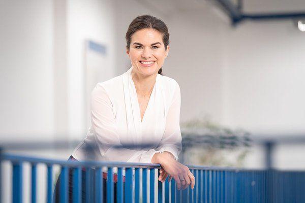 Damen Business Portrait